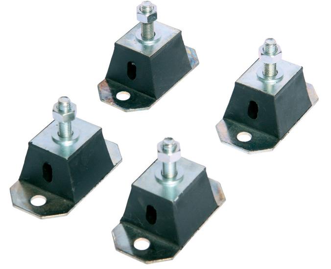 Air compressors hobby compressors industrial workshop for Anti vibration motor mounts