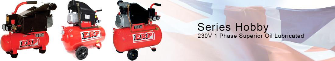 Air Compressors, Hobby Compressors,Industrial - Workshop Compressors